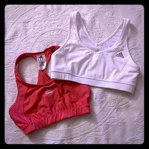 Adidas Climalite Sports Bra Duo